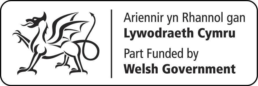 Welsh Goverment logo